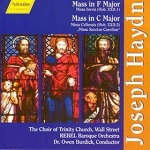 Haydn: Two Masses CD