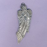 Angel Ornament - Pewter