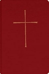 Book of Common Prayer Basic Pew Edition: Red Hardcover