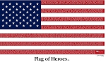 Commemorative Flag of Heros