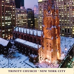Trinity Church Magnet