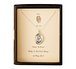 St. Anthony Medal/Necklace SS