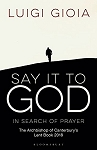 Say It To God Book