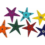 Star Ornament Soapstone