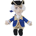 George Washington Plush Little Thinker