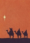 Wise Men from the East Card