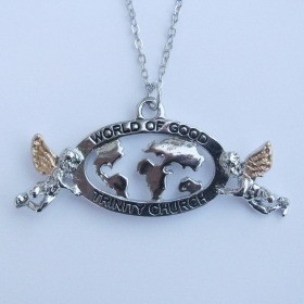 Trinity World of Good Pendant