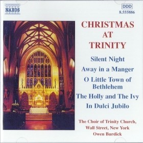 Christmas at Trinity CD