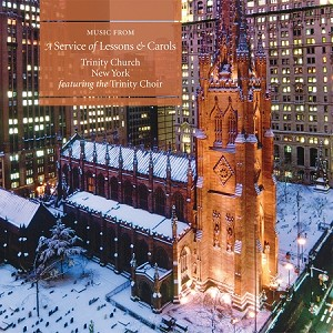 A Service of Lessons and Carols CD